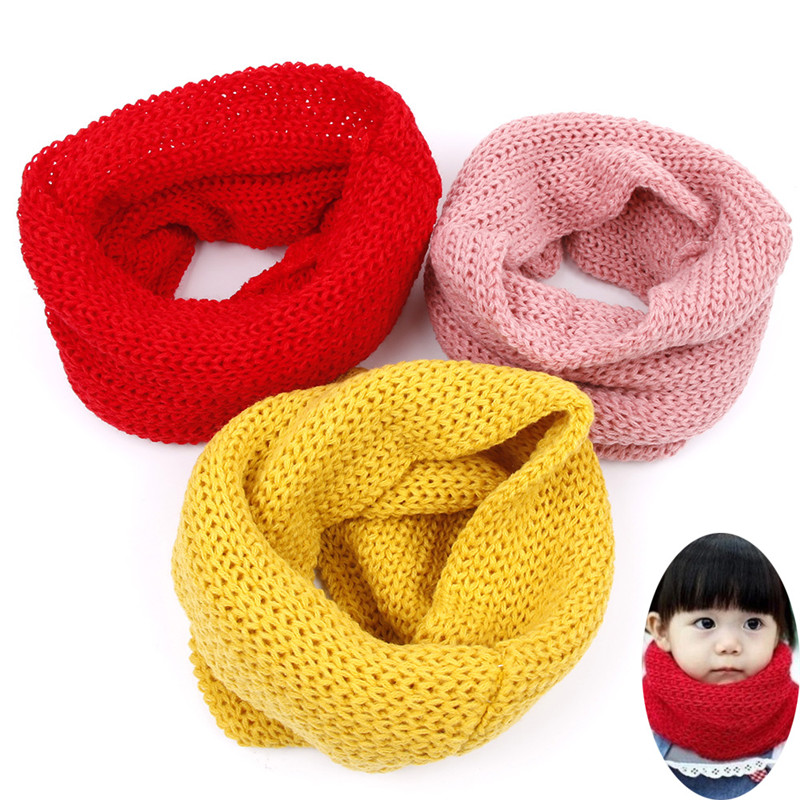 Apparel Accessories 1pc Baby Cotton Scarf Fashion Autumn Winter Cute Baby Warm Boys Girls Children Stars Collar Scarf Children Neck Scarves Beautiful And Charming Girl's Accessories