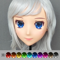 Gurglelove Kigurumi Mask Anime Cosplay Eyes 11