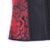 HEXIN Nuevo Látex Cintura Ropa Interior de Mujer Impreso Floral Cintura Trainer Trainer Corsé Negro Cuerpo Shaper Cinchers Cintura de Látex