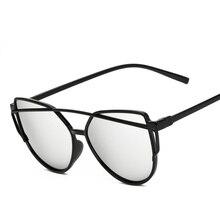 Gafas de Sol de moda de Las Mujeres Populares Marca Diseño de Marcas de Lujo gafas de Sol UV400 Marco De Plástico Gafas de Sol Gafas De Sol Mujer de Verano