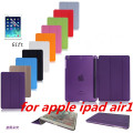 sale for apple air 1 5th generation Smart Case Ultra Slim Original 1:1 Tablet Leather For Apple ipad  A1474`A1475`A1476