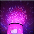 Children's day gift LED star light projection lamp dazzle colour projector romantic valentine's day the sky a night ligh