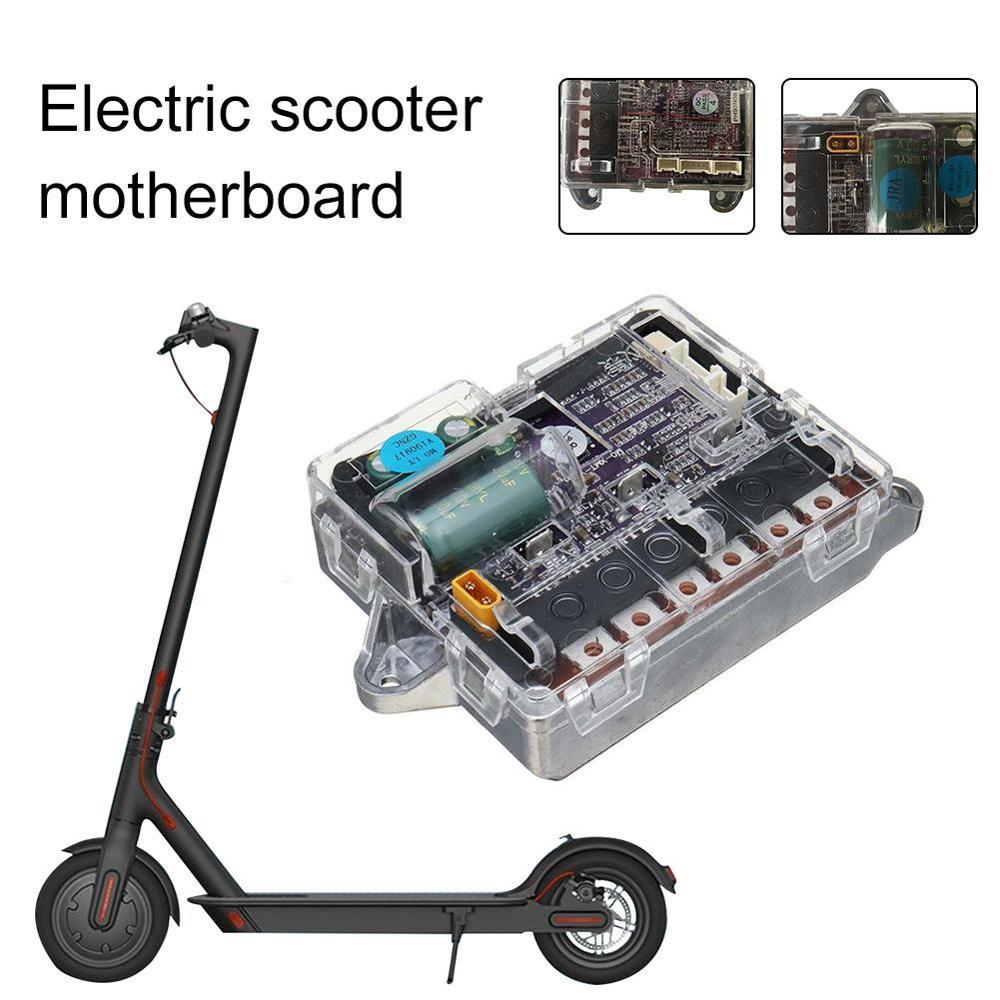 Elektryczna deskorolka hulajnoga z funkcją deskorolki dla XIAOMI M365 płyta główna deskorolka sterownik silnika płyta główna ESC zestaw zastępczy 1:1 w Części i akcesoria do hulajnogi od Sport i rozrywka na