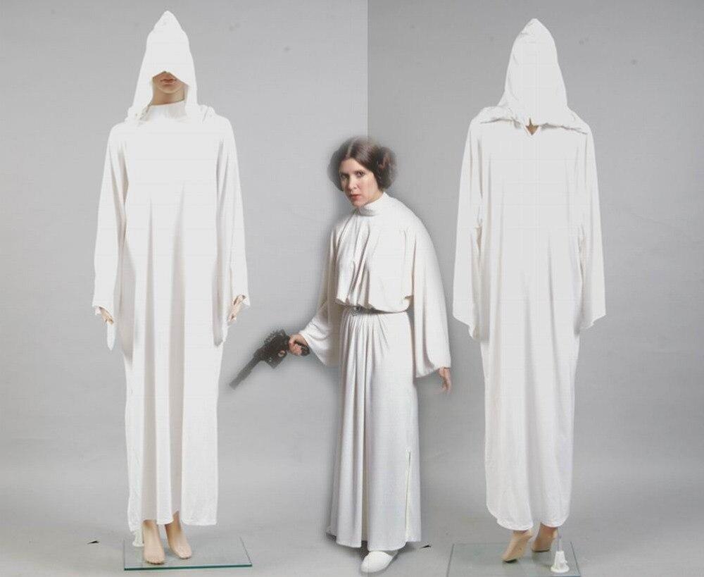 La Del Vestido Wars Cosplay Star Organa Leia Princesa Traje De kiPOXuZwT