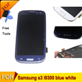 Жк-экран для samsung s3 жк-дисплей с рамкой для samsung s3 i9300 дисплей для samsung s3 i9300 lcd