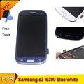 Tela de lcd para samsung s3 display lcd com frame para samsung s3 i9300 exibição para samsung s3 i9300 lcd