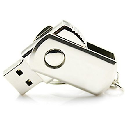 Stilolaps HOT Pen 512 GB Metal Sviwel Keychain Dhuratë USB 3.0 Flash - Memoria e jashtme - Foto 3