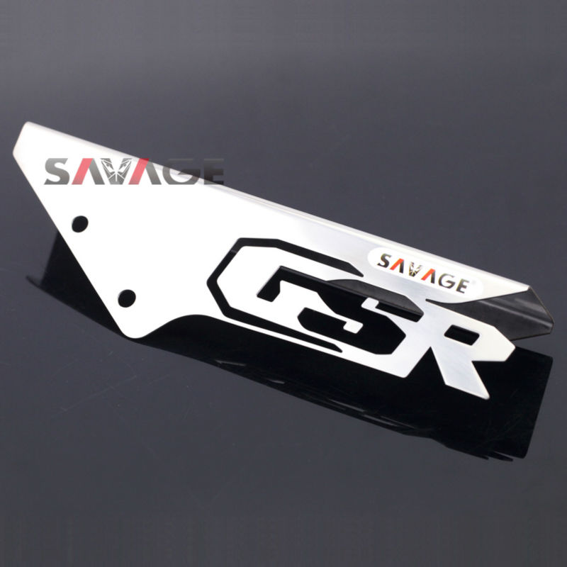 For SUZUKI GSR 400 2008-2013/GSR 600 2008-2012 Stainless steel Chain Guard