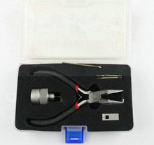 مجموعة أدوات اقفال السيارة هوندا اكورد سيتي ، أدوات فك قفل السيارة ، نمط جديد