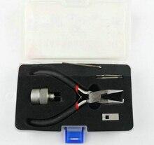 車の点火ロック除去ツールピン解体セット自動鍵屋ツール用hondaアコード市(新しいスタイル)