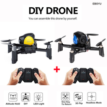 EBOYU Fayee FY605 Sky Fighter Drone 2 4G 4CH 6 Axis Gyro Height Hold DIY Racing