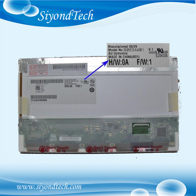 Original 8.9 LED LCD SCREEN FOR ASUS EEE PC 900 901 903 904 905 906 цена