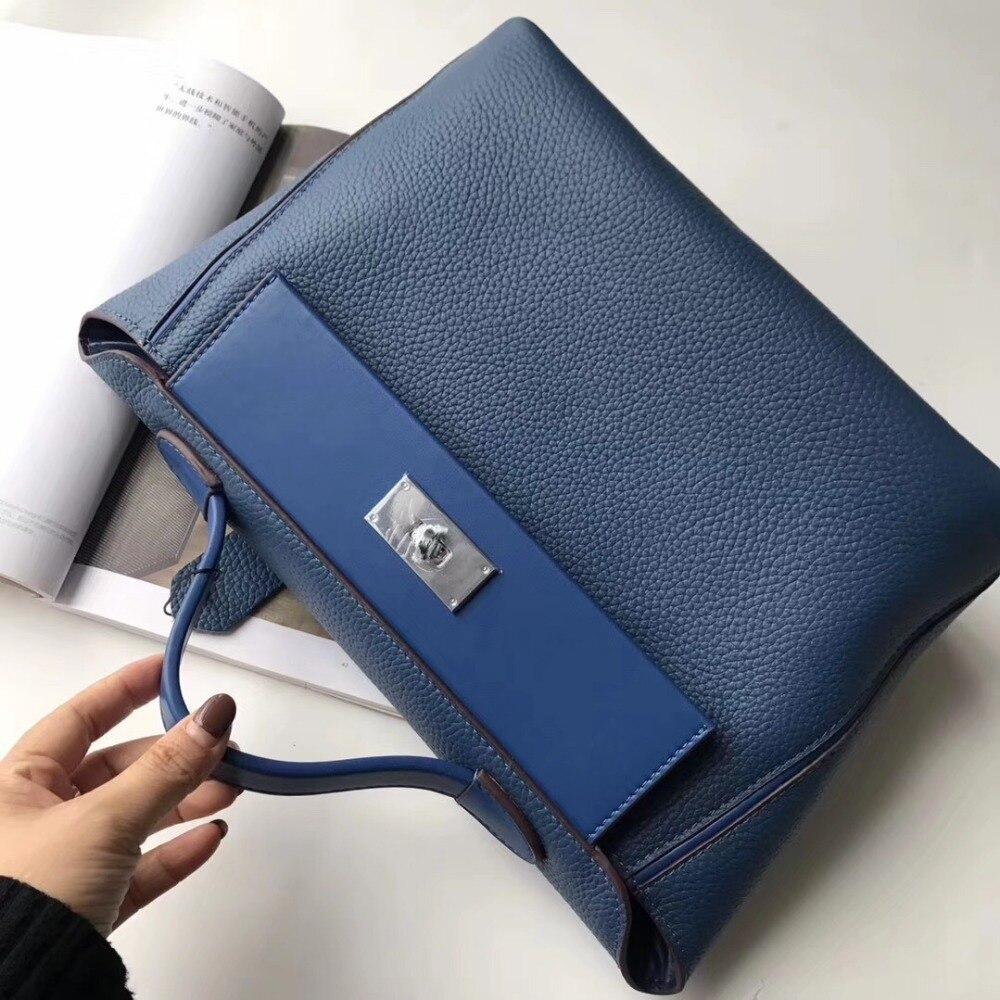 697b89c0d Kafunila genuine leather bags for women 2019 luxury handbags women bags  designer famous brand crossbody tote
