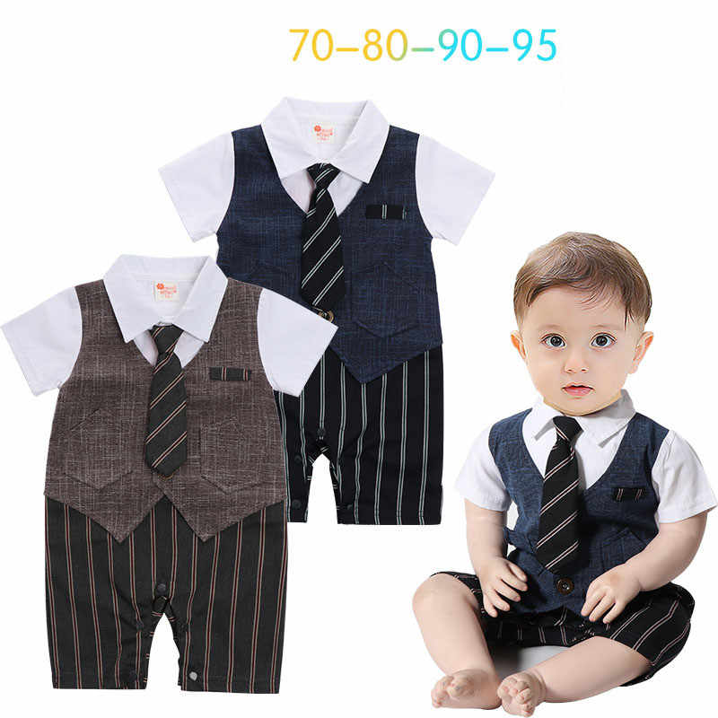 5632a330e Detail Feedback Questions about Summer Baby Clothes Baby Gentleman ...