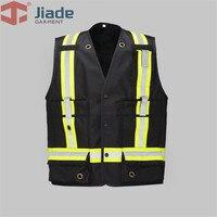 Jiade High visibility Flame Retardant Work Vest FR vest free shipping
