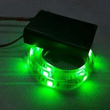 1 PC RGB Streifen Licht 5050 Wasserdichte Flexible Lampe Led 24 Schlüssel Fern Neue #20/22 W