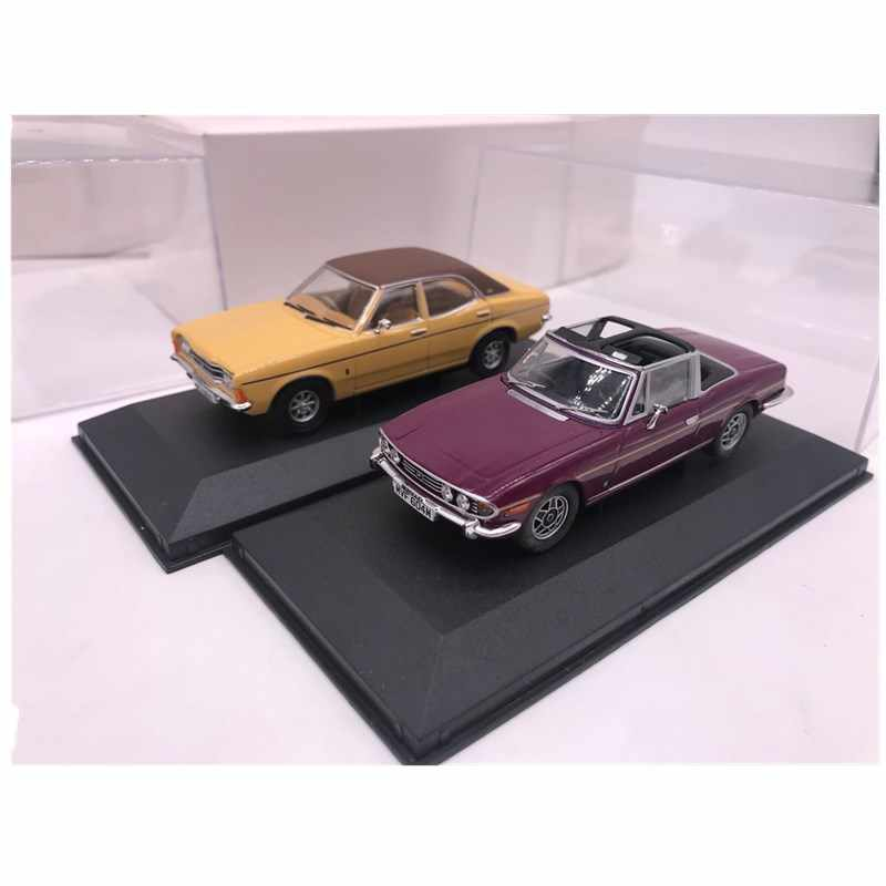 1:43 Metal Toy Car Model ford cortina mk.iii Alloy Toy Car Model Collection Gifts