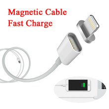 2.4A Magnetic Cable Micro Usb Cable for iPhone 6 6s 7 Plus 5s 5 Android Samsung Mobile Phone Cable Charging Magnet Charger Cable