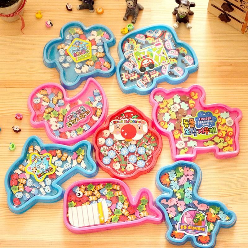 Novelty Cartoon Christmas gift mini eraser grape eraser creative kawaii stationery school supplies papelaria gift for kids