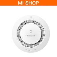 Original Xiaomi Smart Home Fire Alarm Detector Audible And Visual Alarm Work With Gateway Smoke Detector