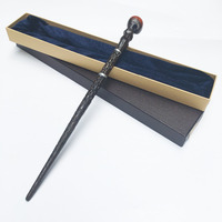 Newest Colsplay Metal Core Newest Quality Deluxe COS Alastor Moody Magic Wands Stick With Gift