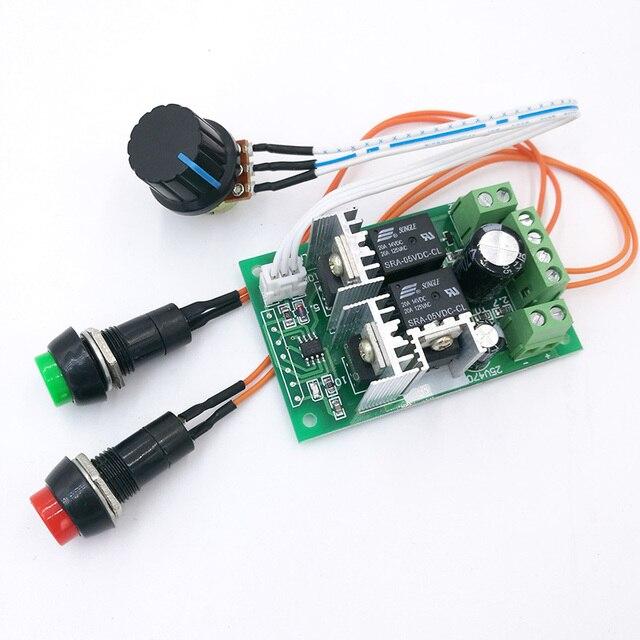 10A PWM dc motor controller forward and backward linear actuator