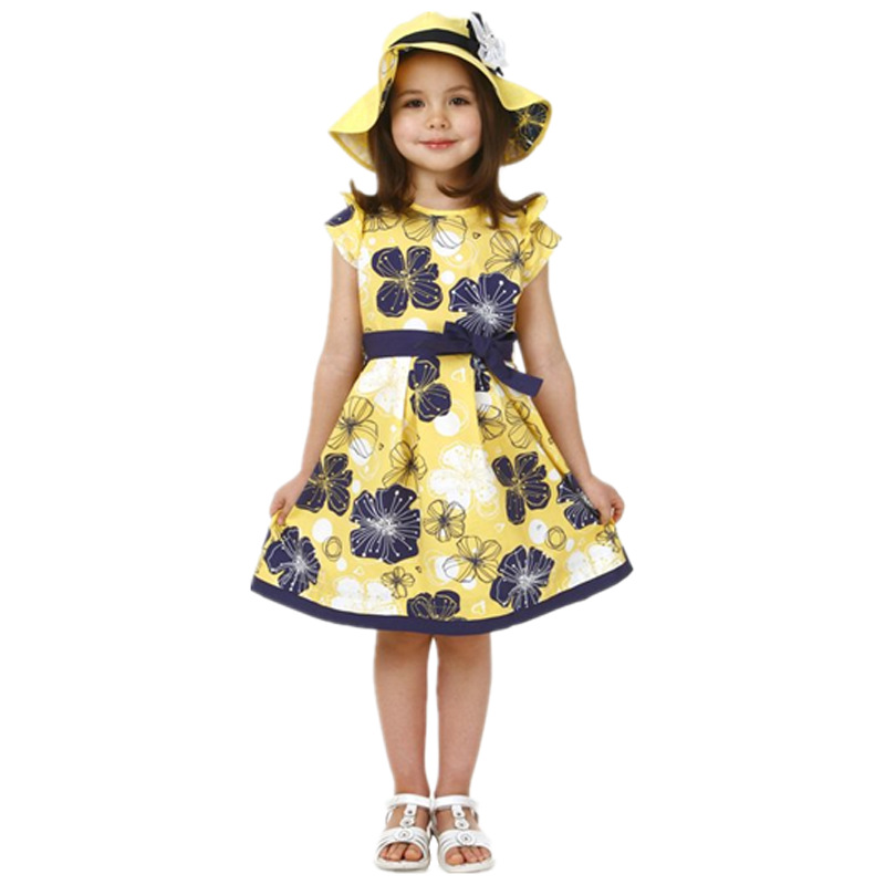 yellow dress to a edding ager