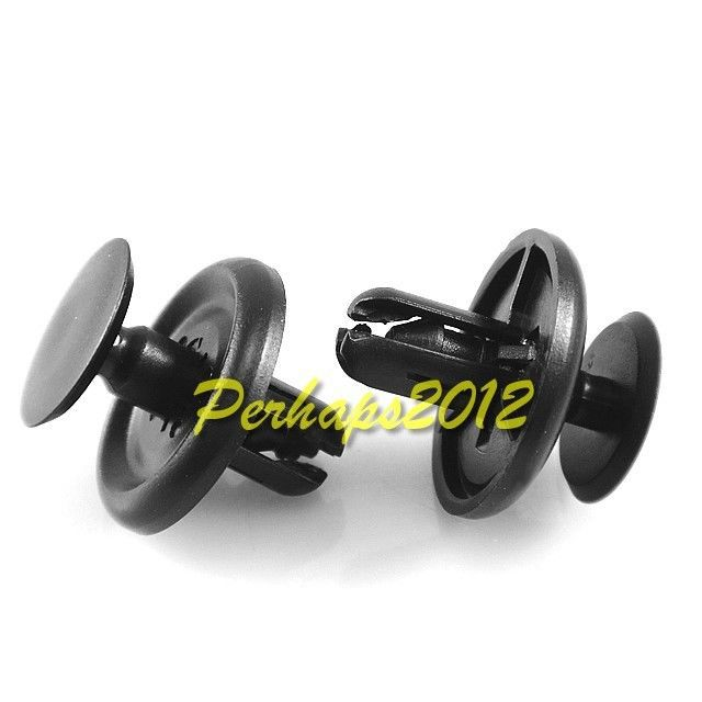 500x OEM for Lexus for Toyota Avalon Camry Solara 2002 On Engine Under Cover OEM Clip