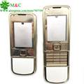 3 Colors High Quality 8800A Full Housing for Nokia 8800 Arte 8800a Front Middle Frame Battery Back Cover Free Tracking
