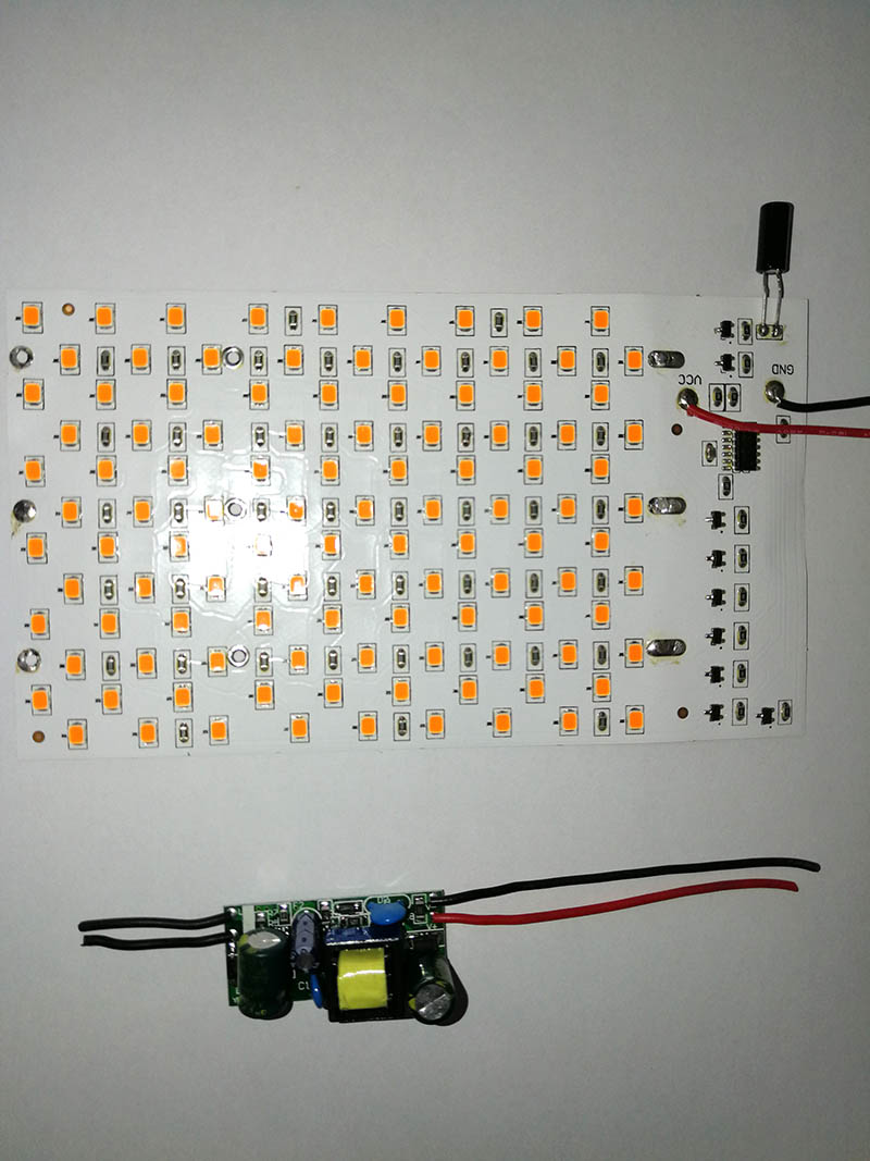 Attractive 60 Led Chaser Circuit Embellishment - Wiring Diagram ...
