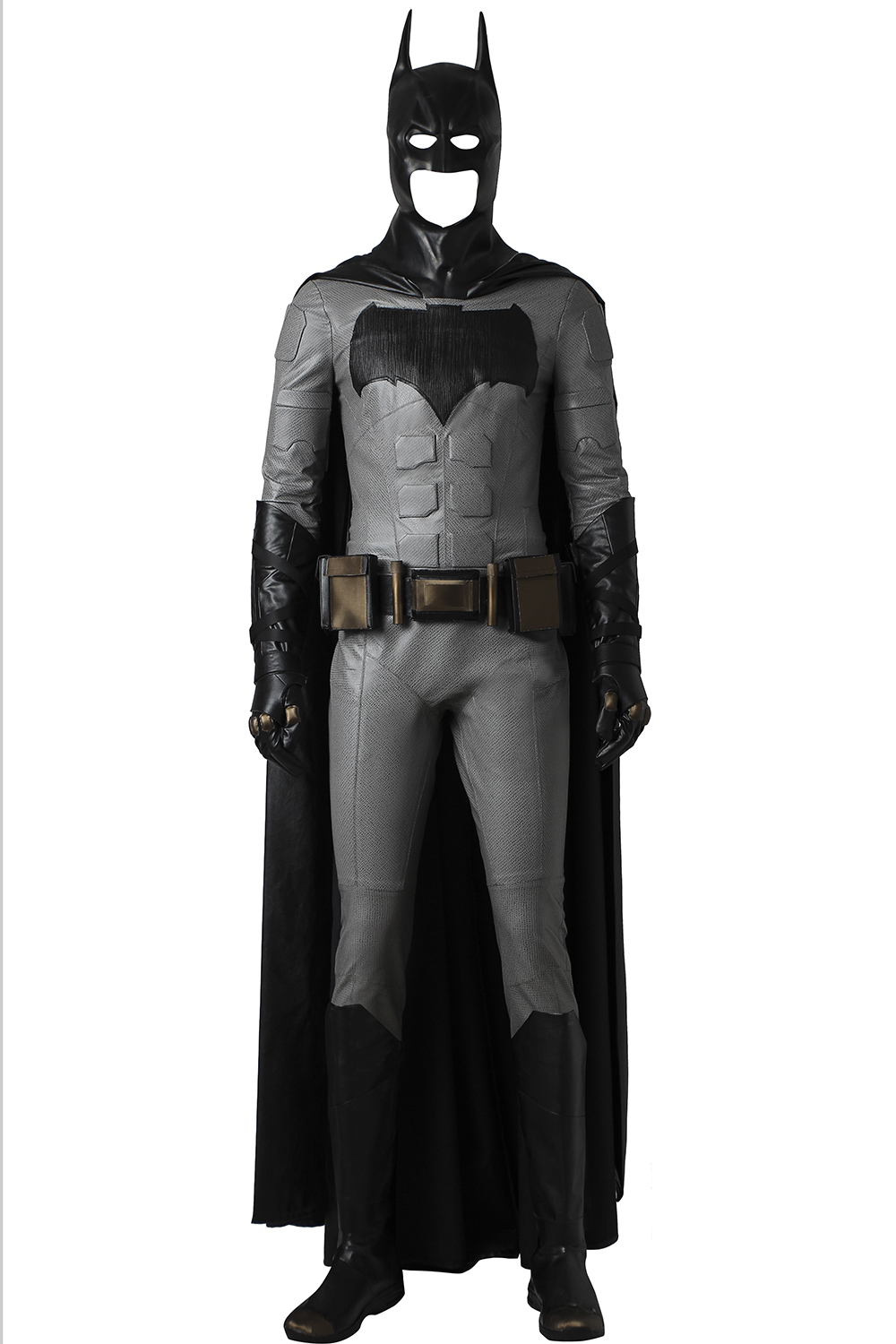Batman Justice League Cosplay Costume Jacket Superhero Halloween Outfit Suit