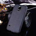 Special Silicone Phone Case For Samsung Galaxy SV I9600 S5 G900 S5 Neo SM-G903F Soft TPU Back Cover Honeycomb Spot Dot Style