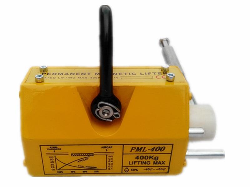 400 кг Сталь Магнитный Lifter тяжелых подъемного крана магнит