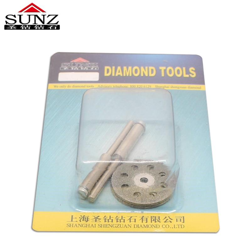 5 pc 22mm Outil Rotatif Accessoire Convient Perceuse Électrique - Outils abrasifs - Photo 5