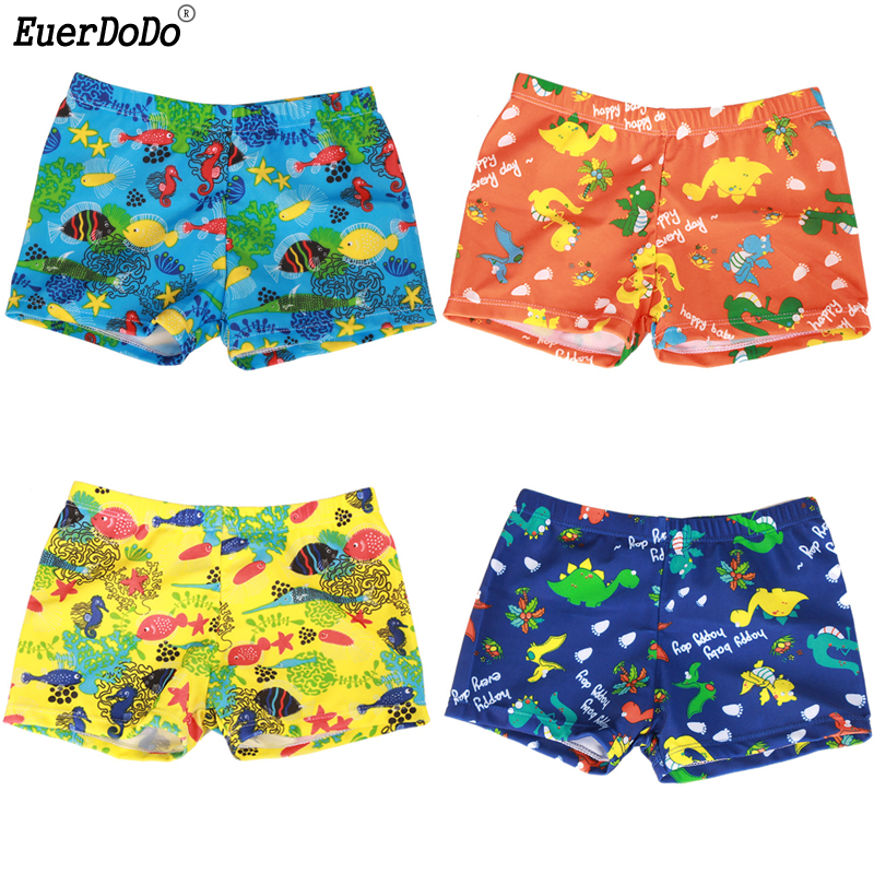 Ouxioaz Boys Swim Trunk Animal Dinosaurs Beach Board Shorts