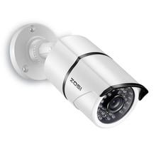 ZOSI 1/3 «CMOS 2.0MP 1080 P HD-TVI CCTV дома Наблюдения Всепогодный 3,6 мм объектив с ИК Пуля безопасности камера
