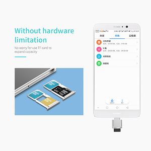 Image 4 - DM CR007 Mini Type C usb2.0 Micro SD TF Memory card reader for Mac Huawei Xiaomi LG Sony Tablets Type C Cardreader