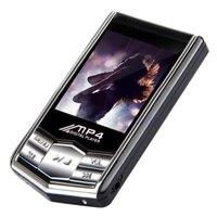 16 GB MP3 MP4 CUARTA GENERACIÓN DELGADO MUSIC MEDIA PLAYER FM PANTALLA LCD PELÍCULA de VÍDEO