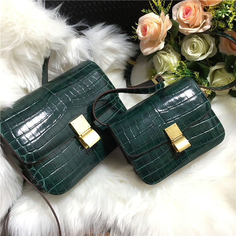 Pink An983 Split small Small Taille Main Chaude Red Sacs À 2019 Rétro Dame Cuir large En Femme Messager De Pink 2 Sac Wine Black Pour Red Alligator large Black Green small large Classique large Bandoulière Rabat Femmes small Green vx1BqxgwF