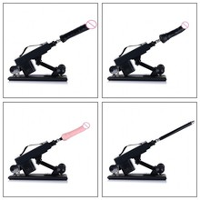 Upgrade Affordable Sex Machine for Men and Women Automatic Masturbation Love Robot Machines with Big Dildo Adult Sex Toy