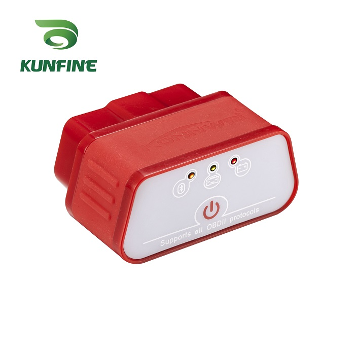 Auto Diagnostic Tool Car engine code Scanner Vehicle fault reader KF-A1189_8394