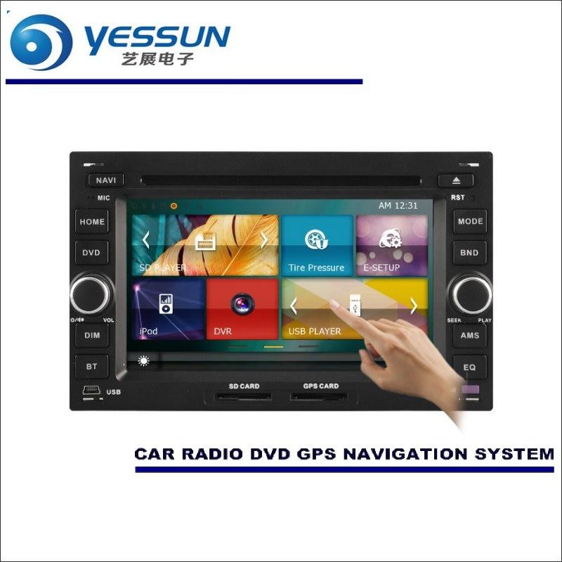 YESSUN For Volkswagen VW Passat B5 1996~2005 Car Radio CD DVD Player HD TV Screen GPS Nav Navi Navigation Audio Video System