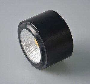 Image 5 - Светодиодный точечный светильник с поверхностным креплением, 5 Вт, 7 Вт, 9 Вт, 12 Вт, 110 В, 220 В, точечный светильник, теплый/чистый/холодный белый