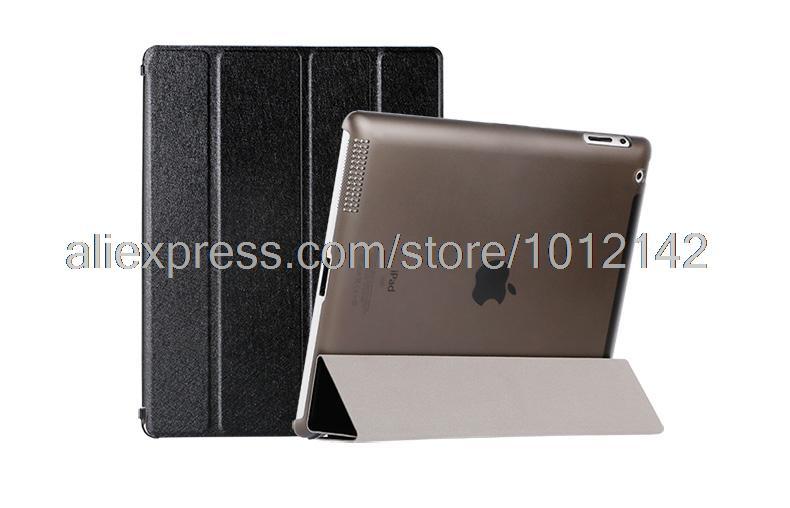 Impecable funda protectora de cuero de lujo para Apple iPad 2 3 4 de - Accesorios para tablets - foto 4