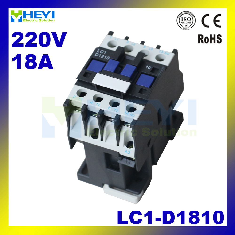 220v Electric Circuits Wiring Diagram Database 3 Phase Motor Lc1 D1810 Telemechanic Contactor For Electrical Circuit Line Rh Aliexpress Com