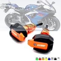 For SUZUKISUZUKI GSX650F GSX 650F 2008 2019 Motorcycle Falling Protection Frame Slider Fairing Guard Anti Crash Pad Protector