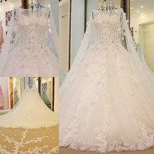 sceamout Luxury High-grade Wedding Dress A-line Wedding