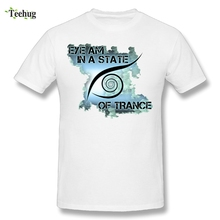 цена на New Streetwear Boy A State Of Trance T-shirt O-neck Design Tee Shirts Pure Cotton Tees 3D Paint Tee shirt