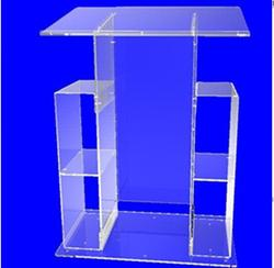 modern acrylic lectern podium pulpit transparent lectern pulpit modern   decoration table furniture minister's desk