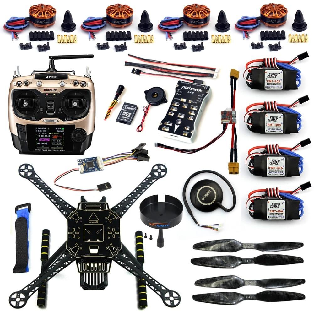 DIY FPV font b Drone b font S600 4 Axle Frame Kit Pix 2 4 8
